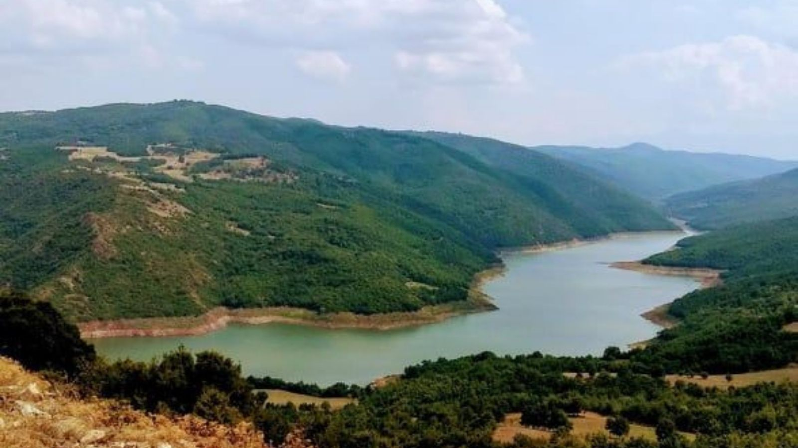 Λίμνη Σμοκόβου μία υπέροχη διαδρομή