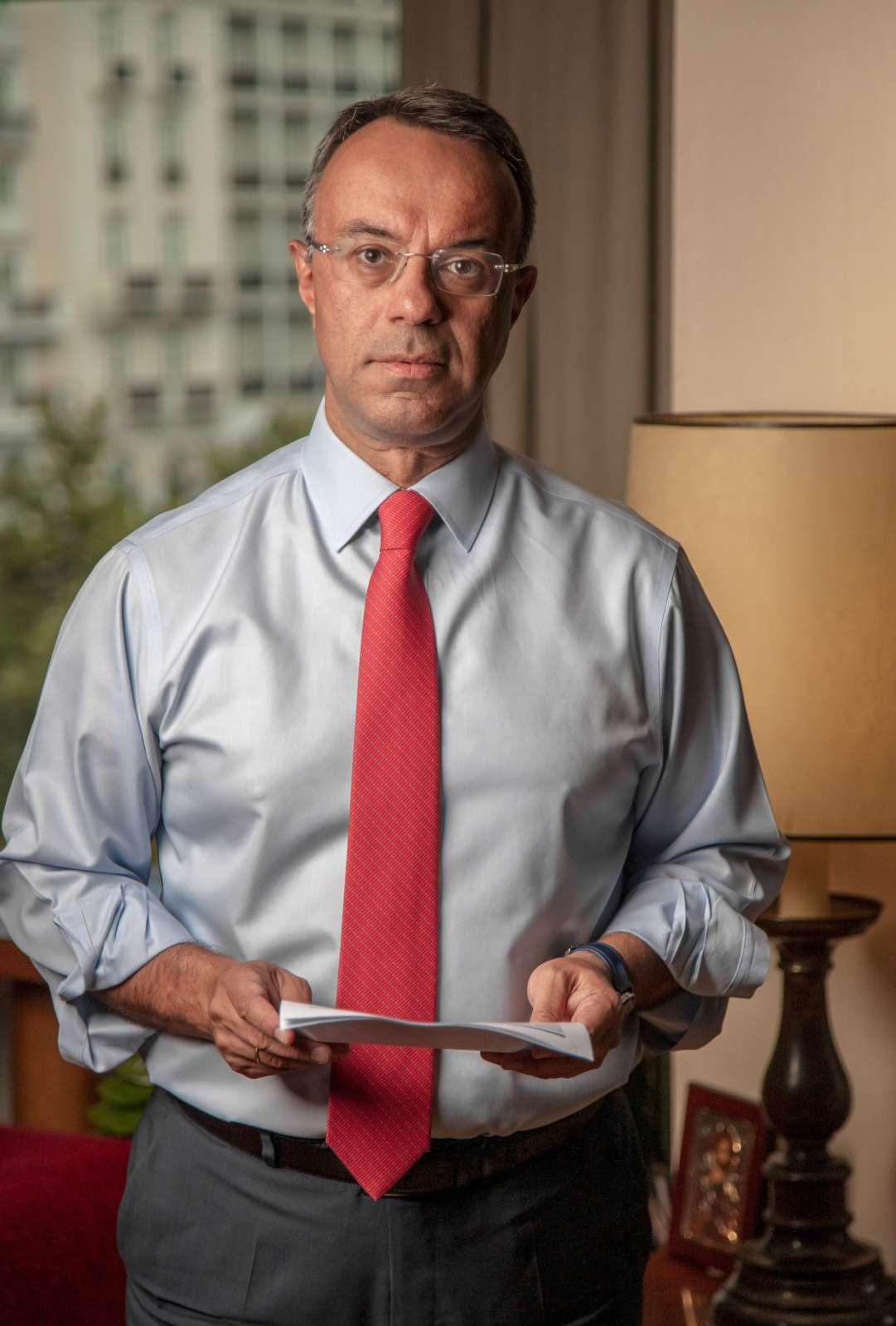 Υπουργού Οικονομικών & Βουλευτή Φθιώτιδας κ. Χρήστου Σταϊκούρα